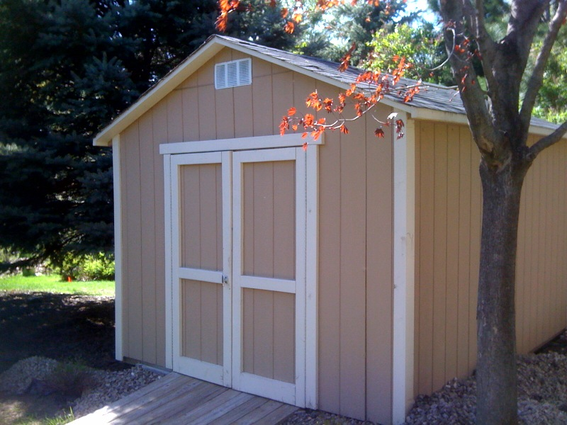 Sheds by john for Gable sheds